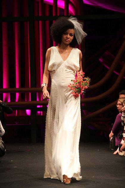 II Bride Style: Vestido de noiva de Andrea Garcia