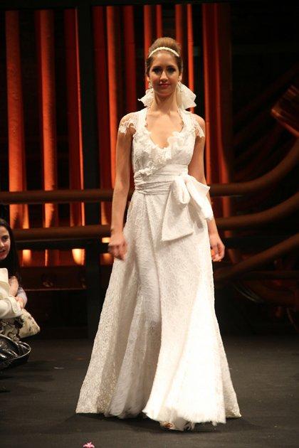 II Bride Style: Vestido de noiva de Cecilia Echenique.