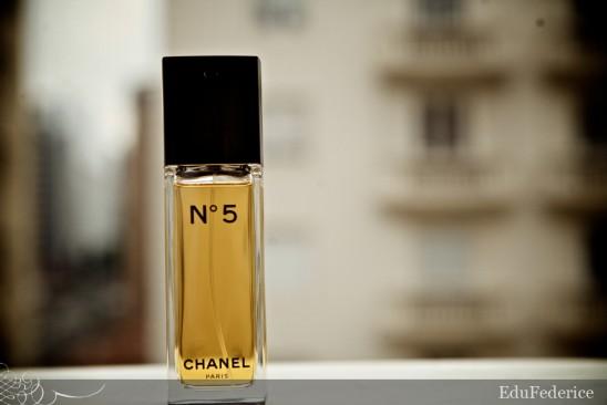 Perfume de noiva: Chanel Nº 5. Foto: Edu Federice.