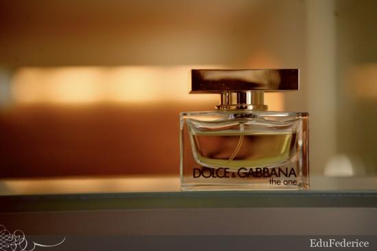Perfume de noiva: The One, Dolce & Gabbana. Foto: Edu Federice.