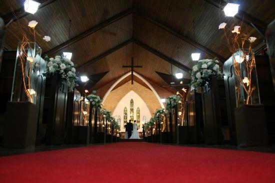 Igrejas para casar - Catedral Anglicana de São Paulo: interior. Foto: Fox Produtora.