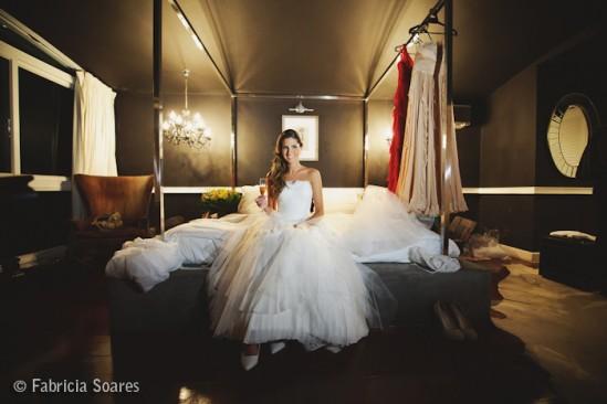 Dia da Noiva em hotel. Foto: Fabrícia Soares.