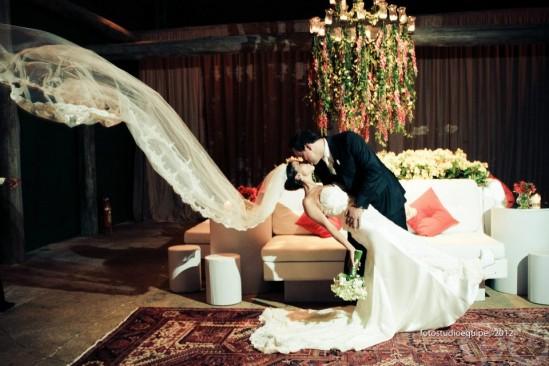 Casamento do Carioca, do Pânico. Foto Studio Equipe.