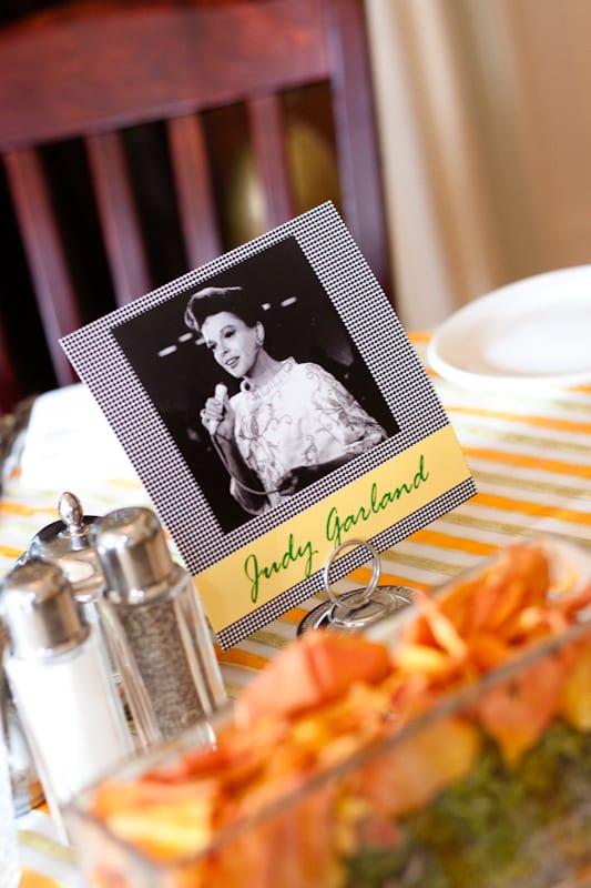 Marcador de lugar em casamento. Photo: Calypso Rae Photography.