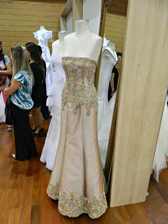 Casa Moda Noivas 2013: tendência vintage para vestidos de noiva.