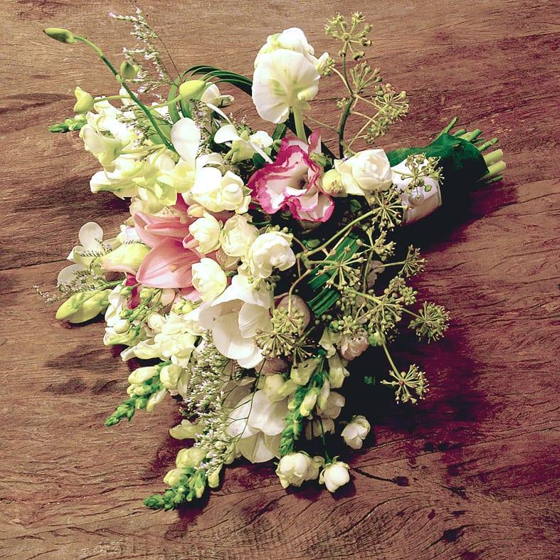 Bouquet de Noiva. Foto e arranjo: Vanessa Oz Flores.