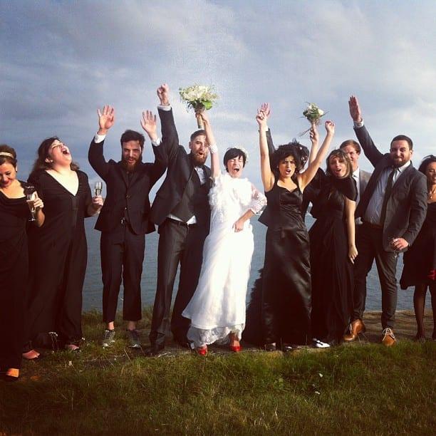 Destination wedding: casamento Lalai e Ola na Suécia.