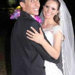 Fotos de casamento: primeira valsa dos noivos Rita e Gutierre. Foto: Fabiano Jardini.
