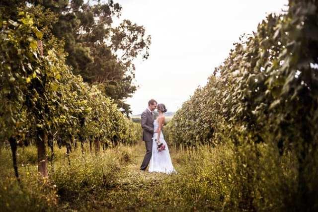 Casamento na vinícola Laurentia (Barra do Ribeiro/RS). Foto: Franco Rossi.