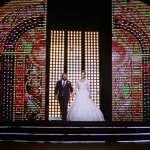 Palco da festa. Casamento ostentação do casal milionário Djalma e Priscila. Foto: Celso Junior e Ueslei Marcelino.