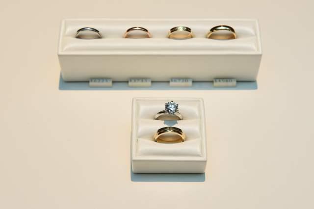 Tiffany Love Stories: alianças, solitários e jóias de noiva. Foto: Divulgação.