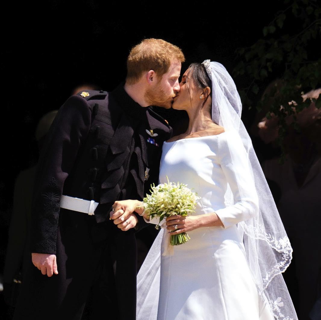Casamento Real: Príncipe Harry e Megan Markle. Mais detalhes no blog www.planejandomeucasamento.com.br