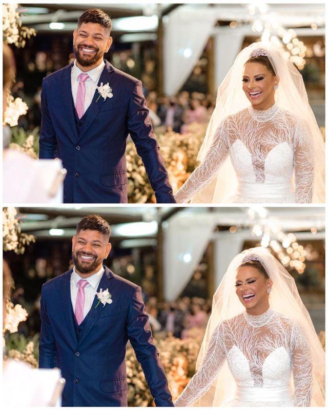 Casamento Viviane Araújo e Guilherme Militao