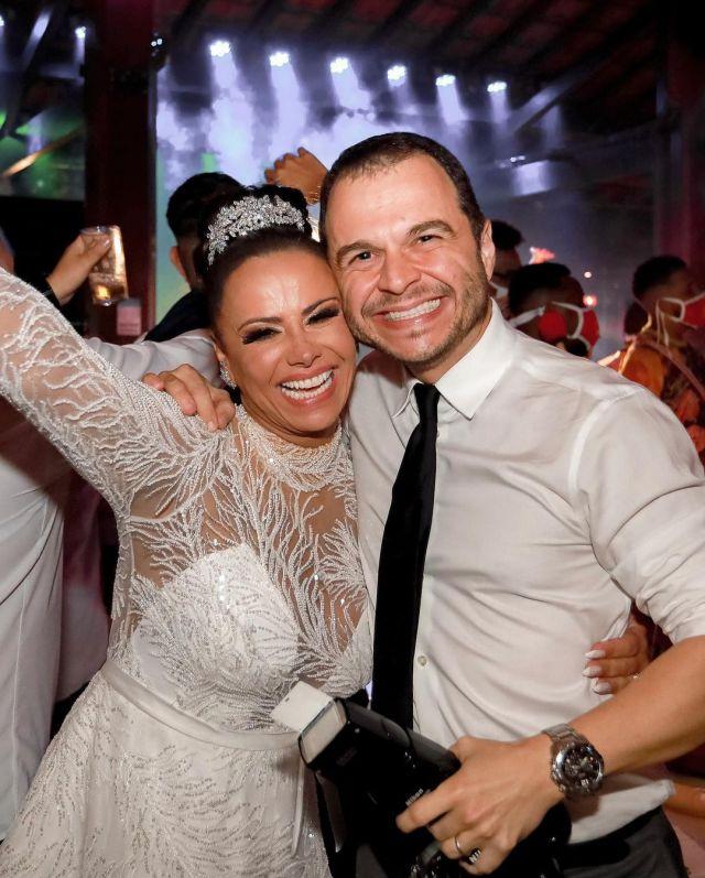 Fotógrafo - Casamento Viviane Araújo