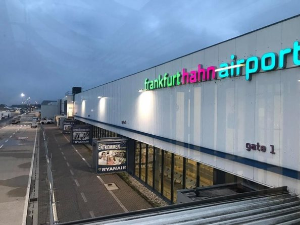 Frankfurt Hahn Bus Mannheim