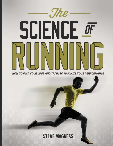 Science of Running Book Cover