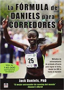 Libro para runners La fórmula Daniels para corredores