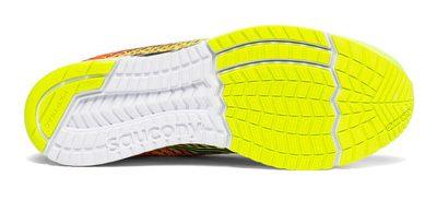 Análisis, review, características y ofertas de la zapatilla de correr Saucony Type A9