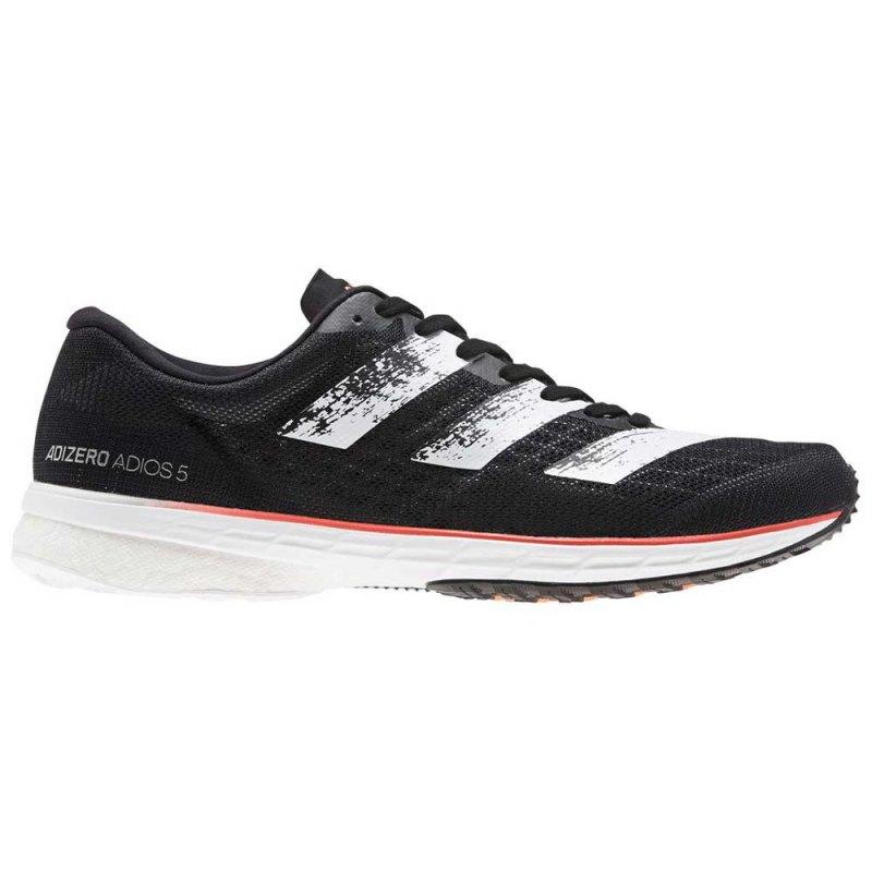 Análisis, review, características y ofertas de la zapatilla de correr Adidas Adizero Adios 5