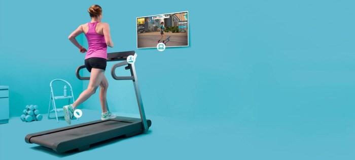 entrenamiento virtual Swfit Run