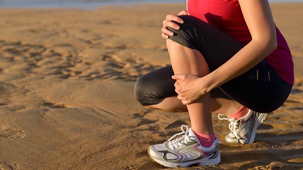 lesión de periostitis tibial en corredores: tratamiento, ejercicios, causa, prevención