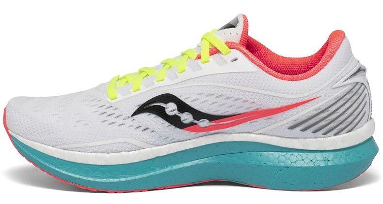 Análisis, review, características y ofertas para comprar la zapatilla de correr Saucony Endorphin Speed