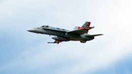 McDonnell Douglas F/A-18C Hornet J-5014 Swiss Air Force