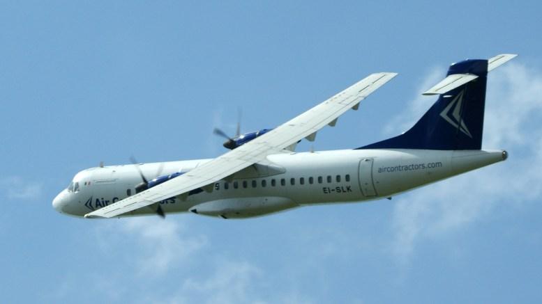 ATR 72-212F EI-SLK Air Contractors