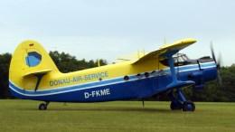 Antonov An-2 D-FKME Donau Air Service