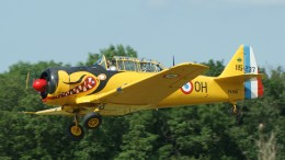 North American T-6G Texan 115-237 OH