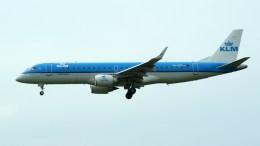 Embraer 190 PH-EZZ KLM Cityhopper