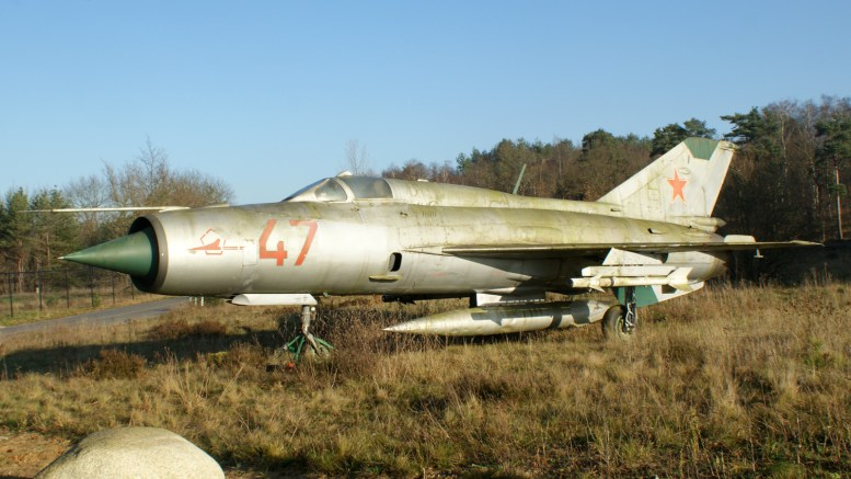 Mikoyan-Gurevich MiG-21SP 47 Soviet Air Force