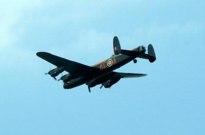 Avro Lancaster B.1 PA474 Battle of Britain Memorial Flight RAF
