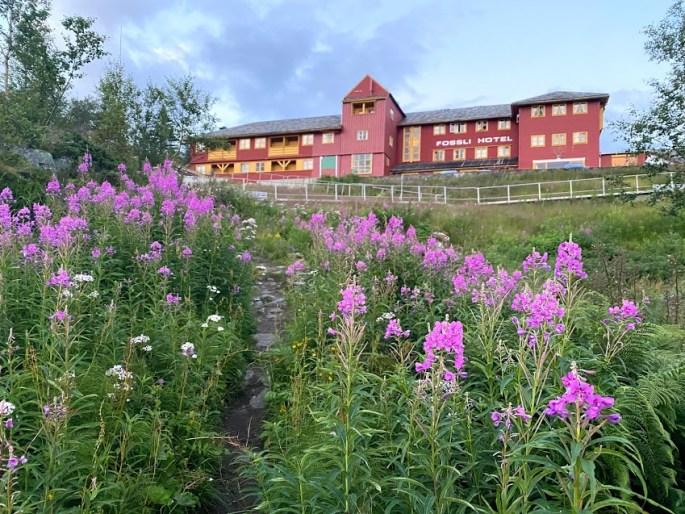 Fossli hotel in Norway