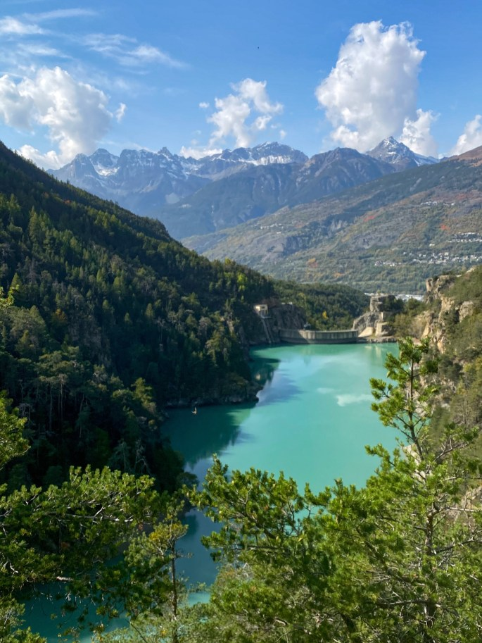 hike near briançon france
