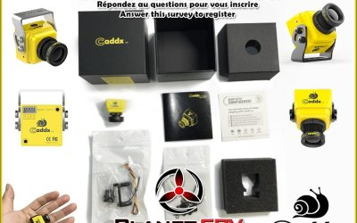 Tirage Turbo S1 de Caddx