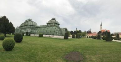 Palmenhaus Schloss Schönbrunn
