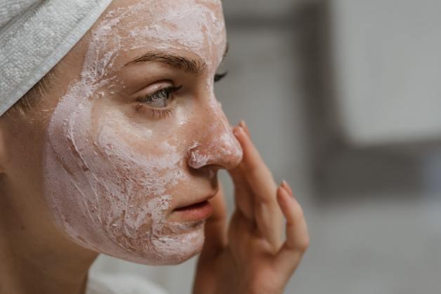 crème visage à base de lait d'anesse