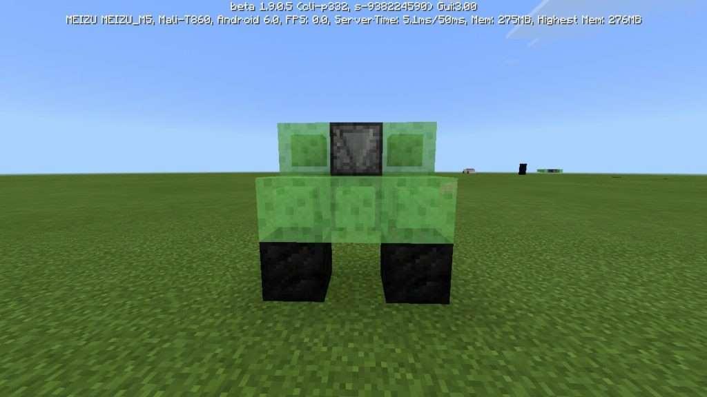 Como fazer um carro em minecraft