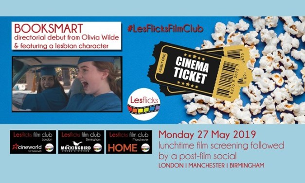 LesFlicks Film Club watches Booksmart at HOME Manchester