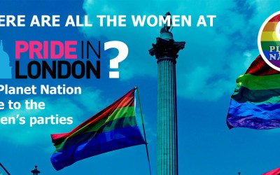 Women's guide to Pride in London