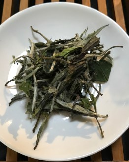 The delicate flavorful and sweet Bai Mu Dan