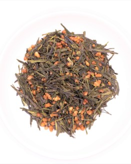 Green Teas Genmaicha