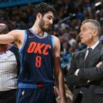 La lección de Oklahoma City Thunder: así apoyaron a Abrines al comunicarles su problema