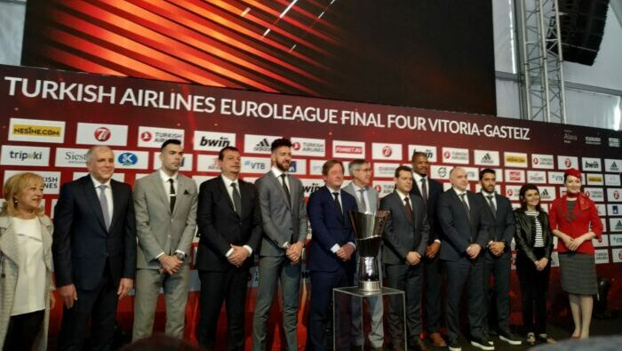 Calendario Completo 2020.Calendario Completo De La Euroliga 2019 2020 Planetacb