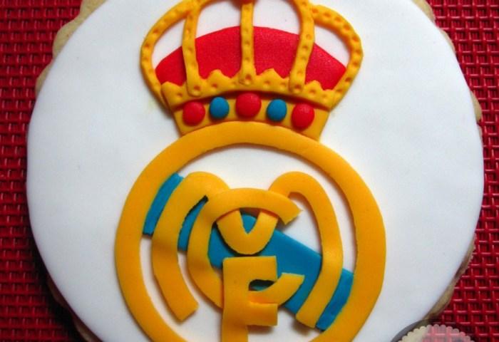 Real Madrid Planeta Cookie