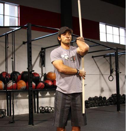 mobilidade braço
