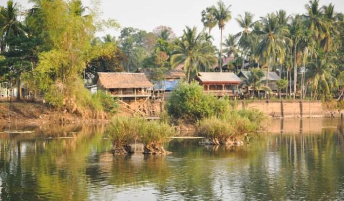 Habitation Laos