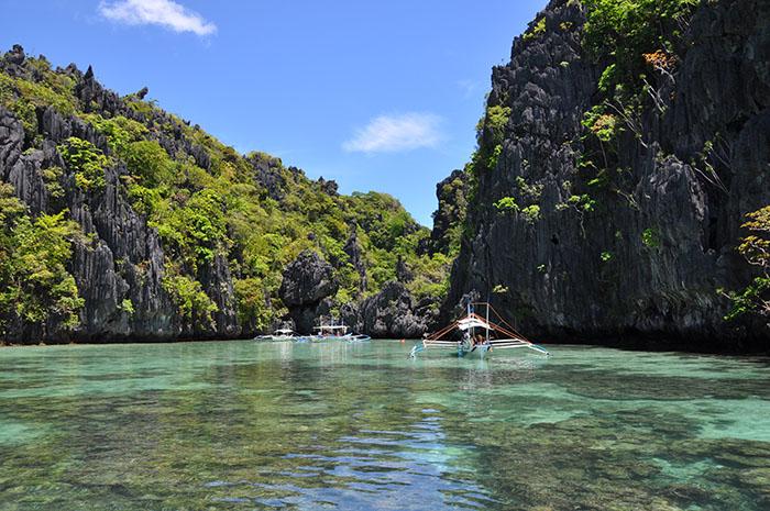 Les philippines: El Nido