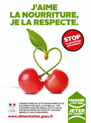 Gaspillage alimentaire: Campagne